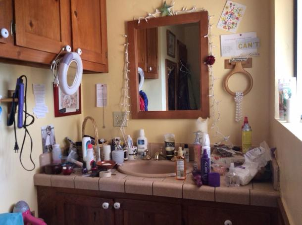 before clutter