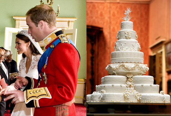 prince william and princess kate wedding cake kate middleton the listia 18786